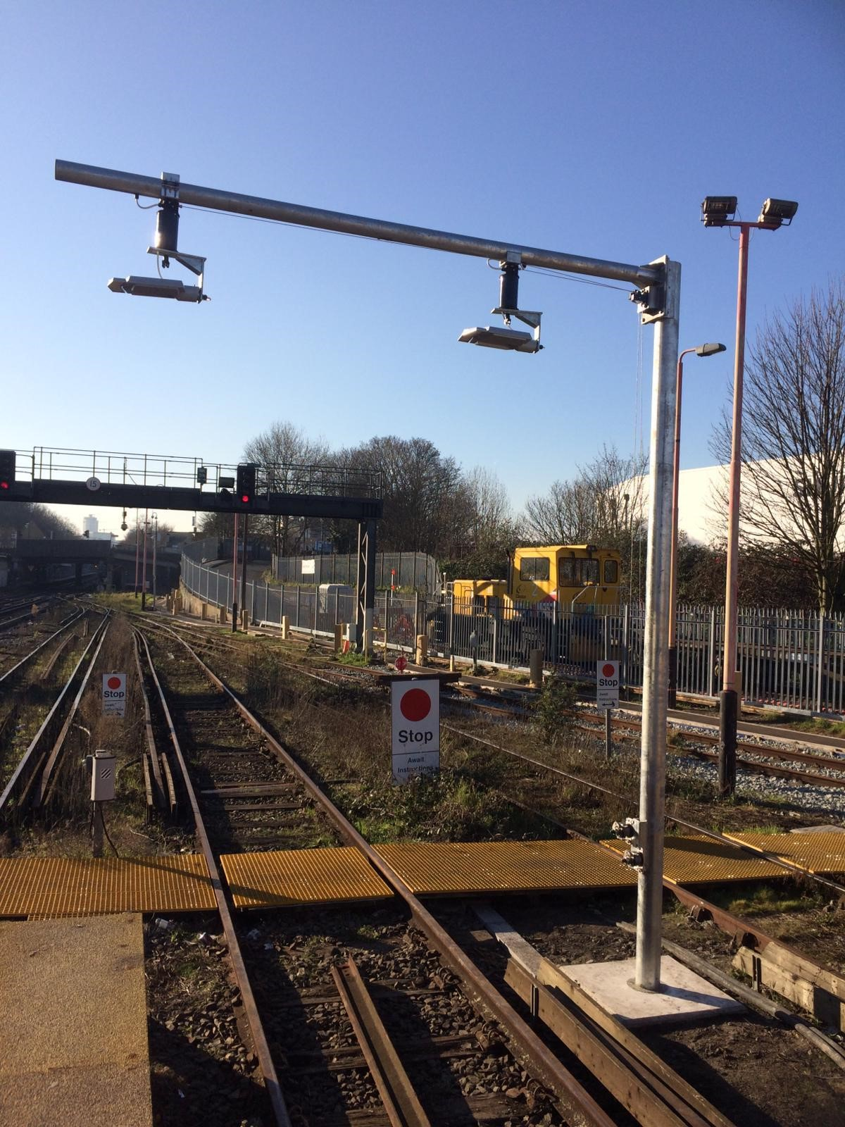 Plumstead CP5 Lighting Renewal