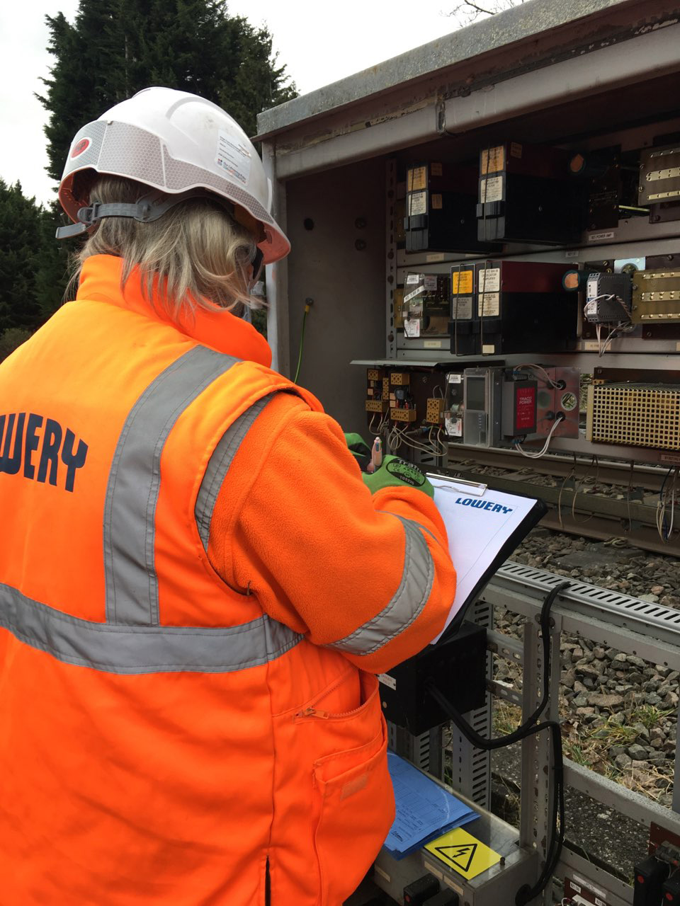 Lowery Ltd Signalling & Telecoms - RCM Design, Installation & Commissioning Project – 2020/2021